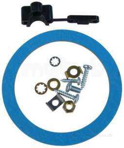 Heatrae Spares and Accessories -  Heatrae 95611009 Gasket And Screw Kit
