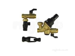 Heatrae Spares and Accessories -  Potterton Heatrae 95607158 Direct Kit