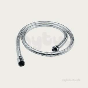Roca Brassware -  Roca 17m Shower Hose Chrome D50010011