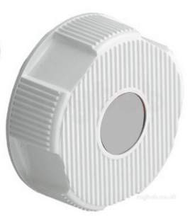Aqualisa Showers -  Aquavalve 024604 On/off Control Knob Wh