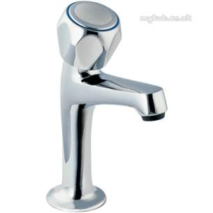 Deva Brassware -  Round Profile Sink Taps Body Only Cp