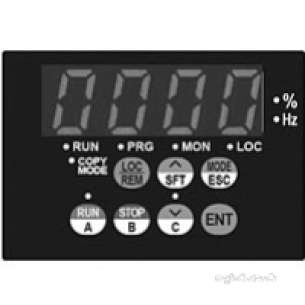 Schneider Electric Invertors -  Schneider Atv21 Option Remote Display