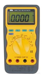 Kane International Combustion Test Equip -  Kane Kml Dm 393 Digital Multimeter