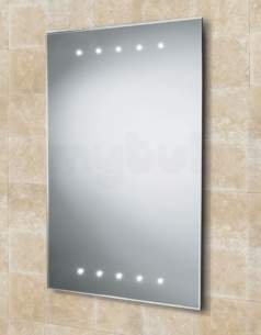 Flabeg Cabinets And Mirrors -  Hib Duna Led Mirror 73104195