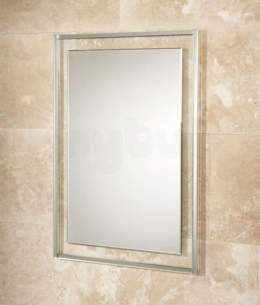 Flabeg Cabinets And Mirrors -  Hib Georgia Mirror 76060500