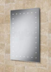 Flabeg Cabinets And Mirrors -  Hib Solar Led Mirror 73104095