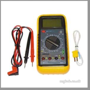 Regin Products -  Regin Rege20 Digital Multimeter