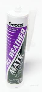 Adhesives and Sealants -  Dow Corning 310ml All Weather Mate Clear
