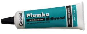 Adhesives and Sealants -  Dow Corning 50gm Plumba Thread Cl
