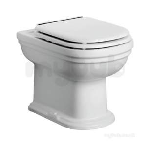 Ideal Standard Sottini Toilet Seats -  Ideal Standard Reprise E5650 Toilet Seat -cp Hngs/maple