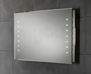 Hib Lighting Cabinets and Mirrors -  Hib Henry 73106500 Mirror 50x80 X5.5cm
