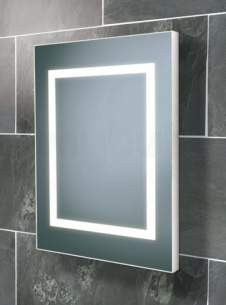 Hib Lighting Cabinets and Mirrors -  Home Improvement Petra Mirror 80 X 60 X 4cm