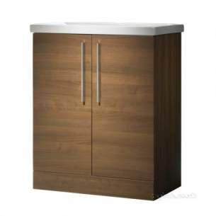 Roper Rhodes Furniture -  Envy En7faw 700 Floormounted-walnut