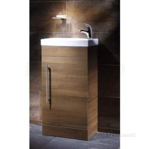 Roper Rhodes Furniture -  Esta Floor Cloakroom Vanity Unit Aw