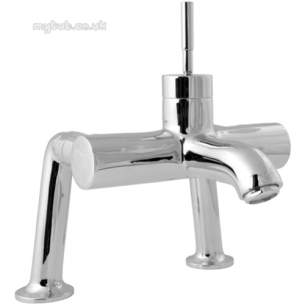 Deva Brassware -  Deva Evo109 Evolution Bath Filler Cp