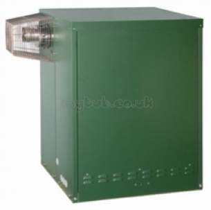 Firebird Oil Boilers -  Firebird Heatpac O/dr Se Combi 120 Green