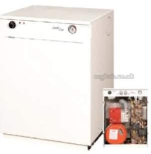 Firebird Oil Boilers -  Firebird Environmax Combi White Case C35