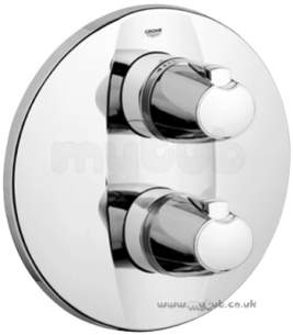 Grohe Shower Valves -  Grohe G3000 19359 Shower Trim Set
