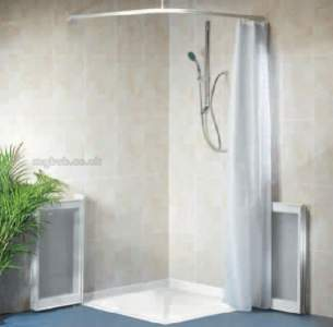 Neaco Shower Trays -  Flowdek Plus Pack 950mm X 950mm Fdk0001pp