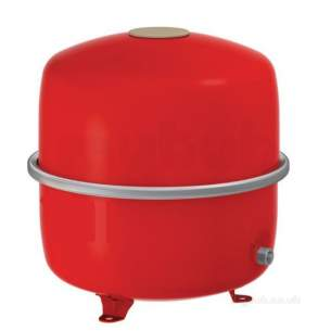 Flamco Sealed System Equipment -  Flexcon 35 Ltr Expansion Vessel Fcst 035