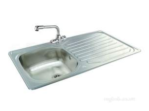 Carron Trade Sinks -  Precision Plus 90 With Aztec Tap