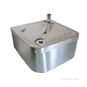 Pland Commercial Stainless Steel -  Pland Wall Mounted Drinking Fountain And Tap Ss