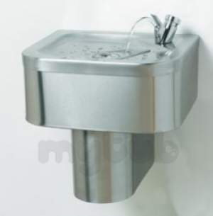 Sissons Stainless Steel Products -  Saracen Drinking Water Fountain Ss
