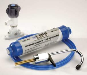 Liff Water Filters -  Liff Nfil Complete Filter Kit Inc Cart