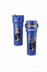 Liff Water Filters -  Liff Ndl2 Deluxe Filter Housing Only