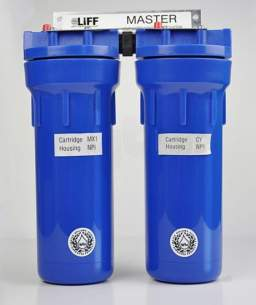Liff Water Filters -  Liff Rbk Mastr Filter Wth Mx1/ncy Cart