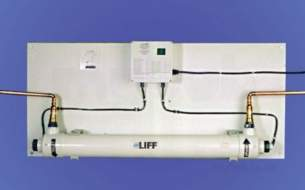 Liff Water Filters -  Culligan Liff P55n Uv Disinfection Unit