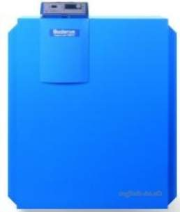 Boulter Buderus Gas Boilers -  Buderus Gb 312 120kw Fs Gas Cond Boiler
