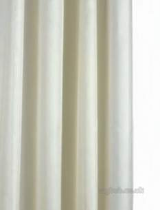 Croydex Shower Curtains and Rails -  Croydex Gp00814 High Perf Curtain