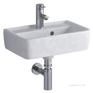 Galerie Plan Washbasin 500x380 1 Tap Gl4811wh