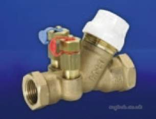 Hattersley 1832 Commissioning Valves -  Hnh 1832l Bsp Motorised Valve 15