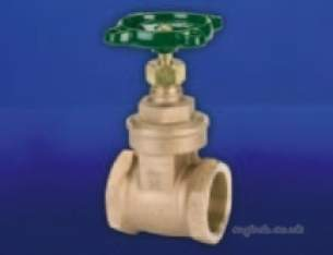 Hattersley Top Valves -  Hnh 33xls Bsp Bz Gate Valve Pn20 25