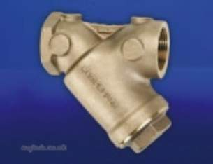 Hattersley Top Valves -  Hattersley Hnh 807 Bronze Strainer 15