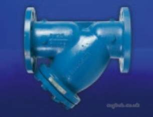 Hattersley Non Project Valves -  Hnh 811 Pn25 Sg Iron Strainer 125