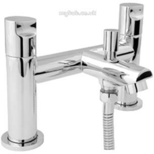 Deva Brassware -  Deva Ikon Bath Shower Mixer Iko106