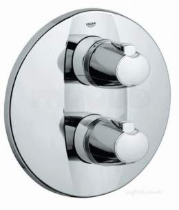 Grohe Shower Valves -  Grohe G3000 19255 Trim Set For 34211 Cp 19255000
