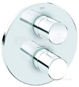 Grohe Shower Valves -  Grohe G3000 19253 Trim Set For 34212 Cp 19253000