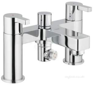 Grohe Tec Brassware -  Grohe 25113 Lineare Deck Mtd Bsm Cp