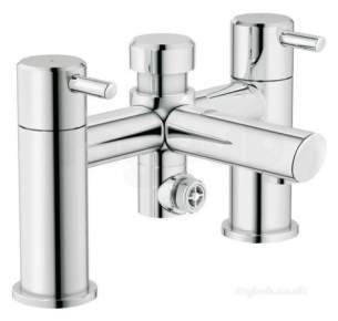 Grohe Tec Brassware -  Grohe 25109 Concetto Deck Mtd Bsm Cp