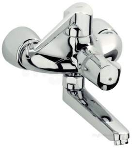 Grohe Tec Brassware -  Grohtherm Ergomix Thermostat Basin Mixer 34020000