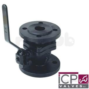 Jc Ball Valves -  Jc Icp Ci Pn16 Fb Ball Valve L/op 32