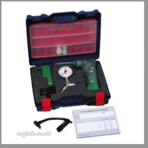 Regin Regk10 Dry Pipe Pressure Test Kit