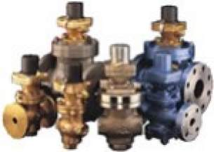 Bailey G4 and Class T Pressure Reducing Valves -  Bailey G4 2042 Bsp Prv 5-50psi 15mm