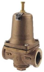 Bailey G4 and Class T Pressure Reducing Valves -  Bailey C10 Pressure Reducing Valve 25mm