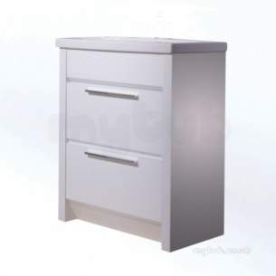 Roper Rhodes Furniture -  Kato Ka700w 700mm Washstand White