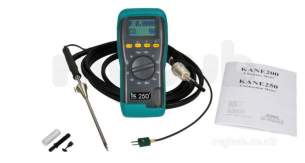 Kane International Combustion Test Equip -  Kane 250 Compact Comb Anlysr Kmcp2 Probe